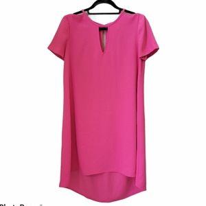 NWT Trina Turk pink dress women's size 4